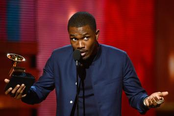 "Frank Ocean Tells Ansel Elgort That He Has An ""Amazing Voice"""