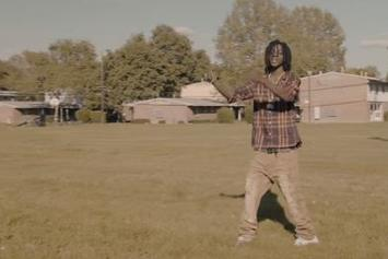 "OMB Peezy ""Porch"" Video"