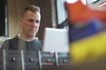 Watch Mike Dean Create A Track From Scratch At The Moog Factory