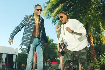 """Future Feat. YG """"Extra Luv"""" Video"""
