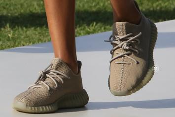 """Adidas Reportedly Cancels """"Dark Green"""" Yeezy Boost 350 V2 Release"""