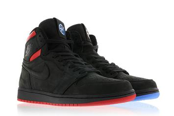 "Limited Edition ""Quai 54"" Air Jordan 1s To Release This Week"