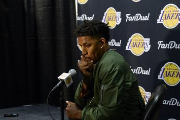 Nick Young Leaves The Los Angeles Lakers For The Golden State Warriors