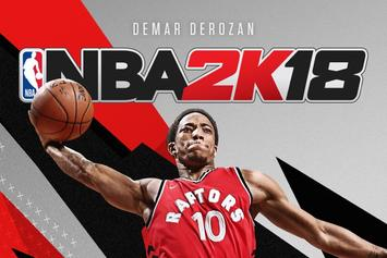 """DeMar DeRozan Named Cover Athlete For NBA 2K's """"Canada Edition"""""""