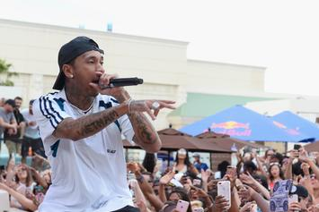 Tyga Weighs In On The Rob Kardashian & Blac Chyna Feud