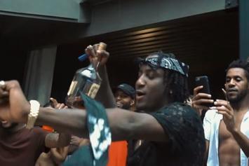 "K Camp ""Racks Like This"" Video"