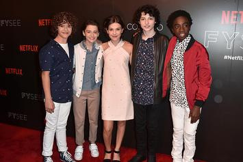 "Netflix Announces ""Stranger Things"" Season 2 Release Date"