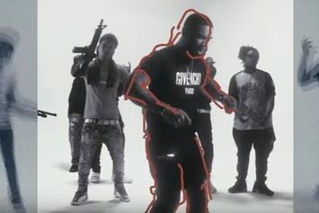 """Skippa Da Flippa """"From The D To The A"""" Video"""