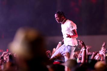 Twitter Reacts To Possible Travis Scott & T-Pain Collaboration