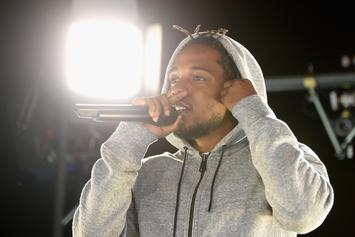 Kendrick Lamar Pop-Up Shop Goes Up In New York City