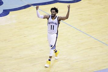 Mike Conley Responds To Trolls Who Say His Son Isn't Really His