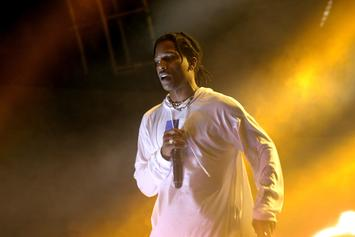 A$AP Rocky & A$AP Bari Spotted Leaving FYF Fest Together