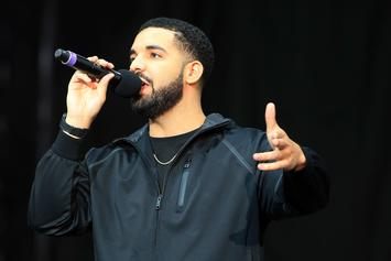 Drake Spotted Kicking It With 22-Year Old Singer Tone Stith Ahead Of His Tour