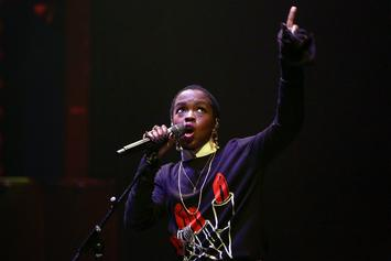 "Lauryn Hill Stopped Making Albums Because She Was ""Uninspired,"" Says Pras"