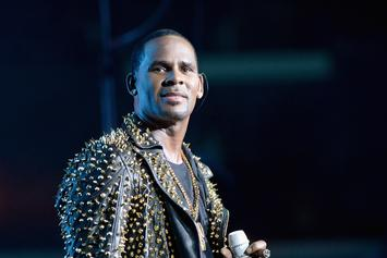 R. Kelly Denies Canceling Any Upcoming Shows