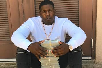 Blac Youngsta Gives Back to Families In Need