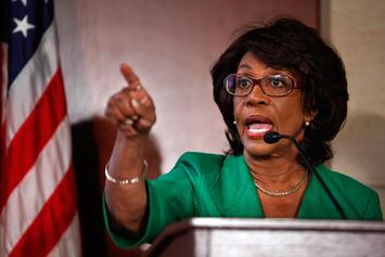 Hip-Hop Music Shouldn't Be Censored, According To Maxine Waters