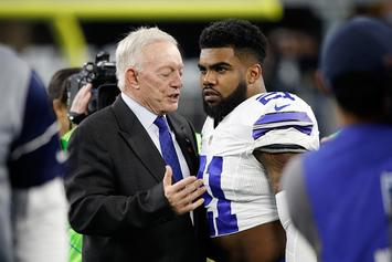 Ezekiel Elliott Officially Appeals His 6-Game Suspension