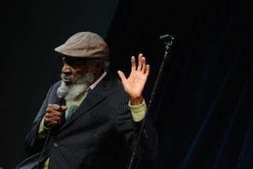 Dick Gregory, Comedian & Civil Rights Activist, Has Died