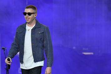 """Macklemore Previews Upcoming Offset Collaboration """"Willy Wonka"""""""