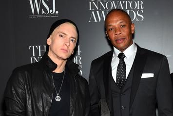 """Eminem & Dr. Dre Will Have New Music On """"Bodied"""" Soundtrack: Report"""
