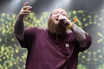 "Action Bronson And Sean Evans Partake In A Hilarious ""Sandwich-Off"""