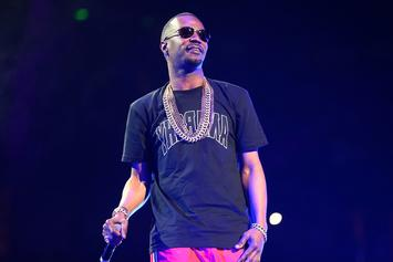 "Juicy J Shares Release Date & Artwork For ""Highly Intoxicated"""