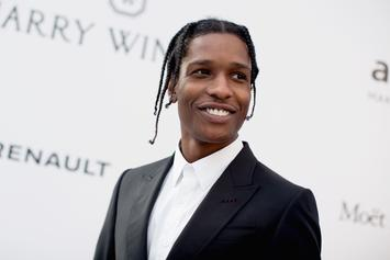 A$AP Rocky Signs Partnership Deal With Under Armour