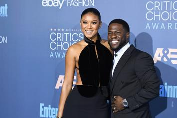 Kevin Hart's Wife Eniko Parrish Seen For First Time Since News Of Extortion Scandal