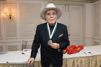 "Jake LaMotta, Boxing's ""Raging Bull,"" Dies At Age 95"