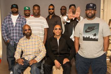 "Wu-Tang Clan Shares Tracklist & Artwork For New Album ""The Saga Continues"""