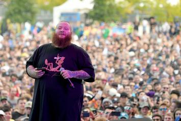 "Watch Action Bronson Eat & Drink In Style In ""From Paris With Love (Part Deux)"""