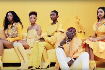"""Watch Lil Yachty's Colorful New Video For """"Lady In Yellow"""""""