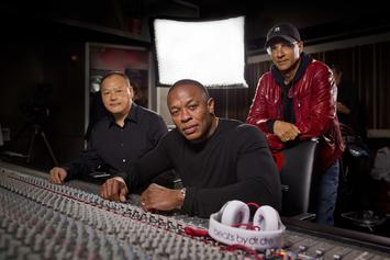 Apple Music's Jimmy Iovine, Larry Jackson & Zane Lowe Cover Billboard Magazine