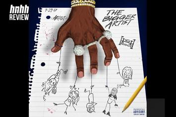 """A Boogie Wit Da Hoodie's """"The Bigger Artist"""" Review"""