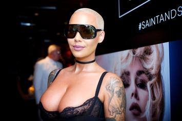 "Amber Rose Says We Should ""Not Get Mad At"" Cam Newton"