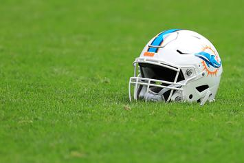 "Dolphins O-Line Coach Filmed Snorting ""White Powder"" Before Meeting"