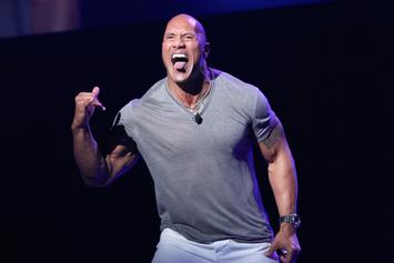 Did The Rock Just Fire Off Some Subliminal Shots At Tyrese?
