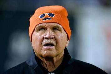 """Mike Ditka On Anthem Protestors: """"No Oppression In The Last 100 Years"""""""