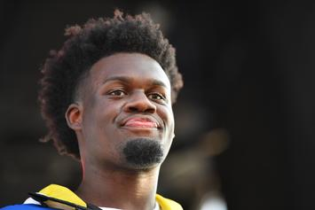 """Ugly God's """"Water"""" Goes Platinum"""