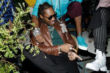 Future Announces Reebok Sneaker Collab Release Date