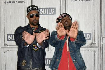 RZA & Mathematics Talk Wu-Tang Clan's Legacy On The Breakfast Club