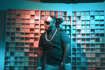 """T-Pain & Blac Youngsta Throw A Pool Party In """"Goal Line"""" Video (NSFW)"""