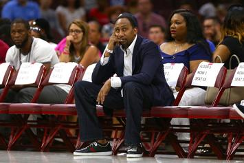 """Stephen A. Smith On Changing NBA's Weed Policy: """"Hell No!"""""""