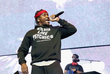 Pusha T Previews New Music In Adidas Short Film