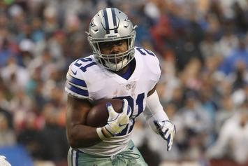 Ezekiel Elliott Denied Injunction By Judge