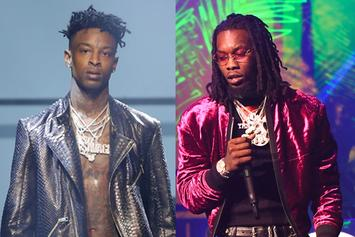 "6 Times Offset Dunked On 21 Savage ""Without Warning"""