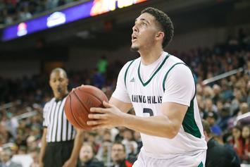Live Stream: LiAngelo Ball & UCLA Teammates Speak On Arrest