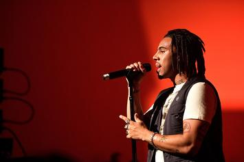 """Vic Mensa Gives Soulful Performance Of """"We Can Be Free"""""""