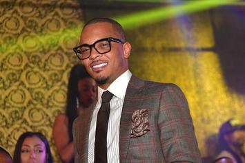 Thanksgiving In Atlanta: T.I. Teams Up With Mayor To Hand Out Turkeys